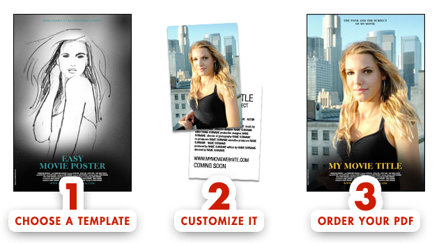 EASY MOVIE POSTER | The Award-winning MOVIE POSTER MAKER