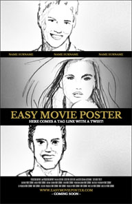 Movie Posters Templates. 18 great movie poster psd design freebies ...