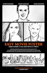EASY MOVIE POSTER | The Award-winning MOVIE POSTER MAKER